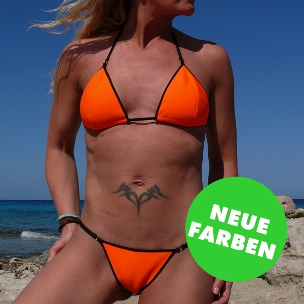neopren mini Bikini Set